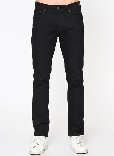 Jack & Jones Jack&Jones Black Denim Clark 12159801 Erkek Jean Pantolon Siyah